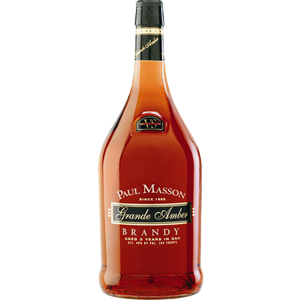 Paul Masson Grande Amber V.S. Brandy  NV / 1.75 L.